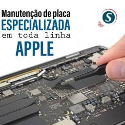 Manutenção e toda linha apple