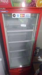 geladeira expositora del valle não funciona.
