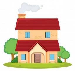 Troco casa ou vendo
