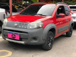 Uno way 1.0 2012 Completo + Gnv ( Ent 2mil + 48x 359,00)