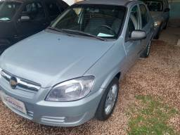 GM PRISMA JOY 2009 1.4 Flex Sedan Completo + GNV Novo R$19.900,