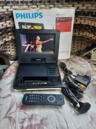 DVD Portátil Phillips