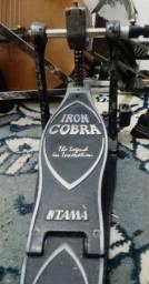Pedal duplo iron cobra