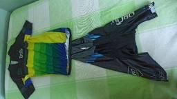 Bretele ciclismo Desafio Brou Ouro Preto