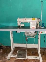 Máquina de costura Reta industrial completa Sim special SSTC7250M