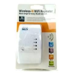 Repetidor Wireless N De Sinal Wi Fi Wlan Network 300m