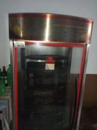 Máquina de assar carnes