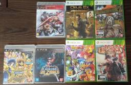 Games Xbox 360 e PS3