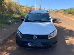 Título do anúncio: VW Saveiro Cabine Dupla CD Robust 20/21 - Branca