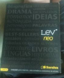 Lev Neo E- reader com luz.