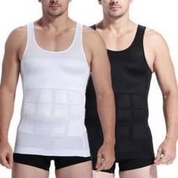 Camisa redutora de abdomen