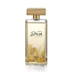 Colônia Desodorante Diva por Natureza 100ml- Eudora