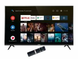 Vendo tv TCL smart 32 polegadas nova com nota fiscal e caixa