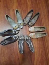 Sapato numero 34 lote inteiro