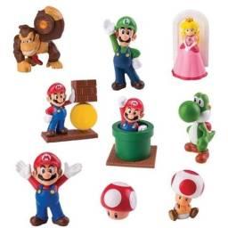 Coleção Super Mário Bros Mc Donalds