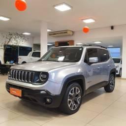 Jeep Renegade Longitude 1.8 Prata