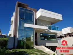 SGJ [H213] Mansão no Condomínio Boulevard Lagoa 370m² com 4 suítes
