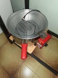 Fritadeira elétrica malta 7 litros