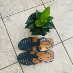 Sandália ortopédica