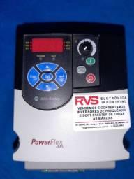Inversor de Frequência Allen Bradley Powerflex 4M 380v 8.7A 5HP