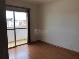 Apartamento com 1 dormitório para alugar, 62 m² por R$ 700/mês - Centro - São José do Rio
