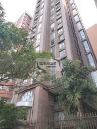 Apartamento com 1 quarto para alugar por R$ 2800.00, 111.00 m2 - BATEL - CURITIBA/PR