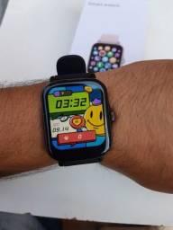 Smartwatch original Colmi P8 Plus lançamento 2021