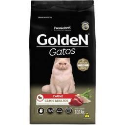 Ração Golden 10 kg Gatos - Mesquita e Nova Iguaçu