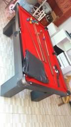 Mesa Charme Tecido Vermelho Caçapa em redes Mod. 787GP5RM