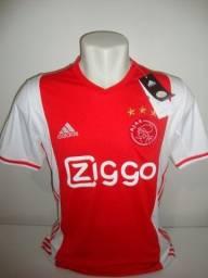 Camisa Ajax Home Adidas 2016-17