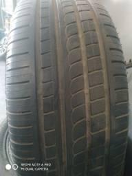 Pneus e rodas semi novos ,serve na capitiva ou for ranger