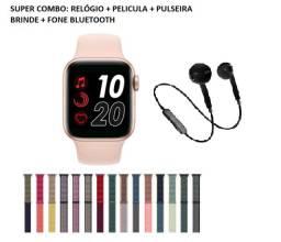 Relógio Smartwatch IWO T500 Atualizado