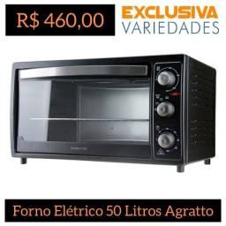Forno Elétrico 50L 220V Agratto + Entrega Gratis