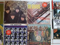 Vinil dos Beatles mono
