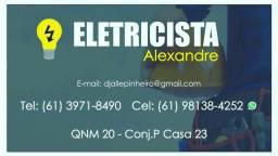 ELETRICISTA ALEXANDRE