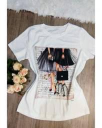 T-shirt disponíveis