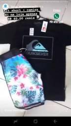 Vendo Kits Top Tactel + Camisa Premium