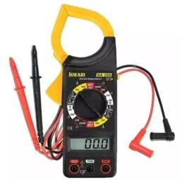 Alicate Amperímetro Digital - 8489