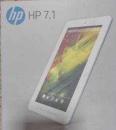 Tablet HP 7.1 sem uso, na cx