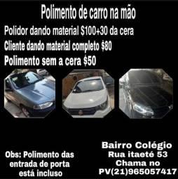 Polimento de carro