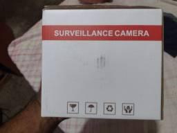 Vendo câmera fish eye nova