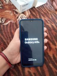 Samsung A10s 2 meses de Uso | Novo na Caixa