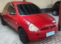 Ford KA Vermelho 1.0 1998. Excelente Oportunidade!