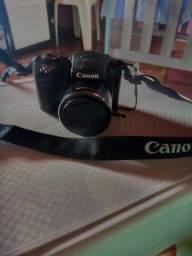 Camera canon sx 500 is semi nova