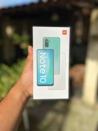 Xiaomi Redmi Note 10 - Lacrado - Menor preço do Mercado