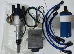 Kit Ignição eletronica Opala 4cc