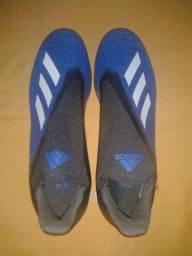 Chuteira Adidas society predator 20.3 nova nunca usada
