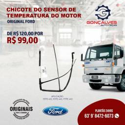 CHICOTE DO SENSOR DE TEMPERATURA DO MOTOR ORIGINAL FORD