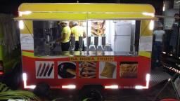 Mega Promoção de Trailer e Food Truck Agora