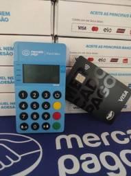 Point Mini NFC máquininha de cartão